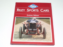 Riley Sports Cars 1926 - 1938 (Robson 1996)